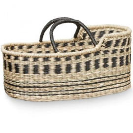 Moses Basket Black, CamCam