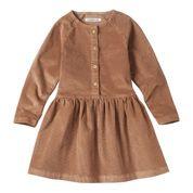 Corduroy Button dress, Mingo
