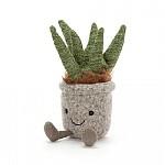 Silly succulent Aloe, Jellycat