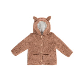 Fox Hooded Jacket teddy, House of Jamie