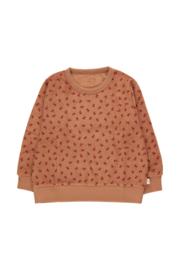 Sweatshirt Tiny Flowers, Tiny Cottons