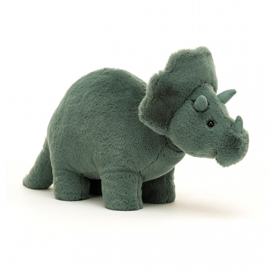 Fossilly Triceratops, Jellycat