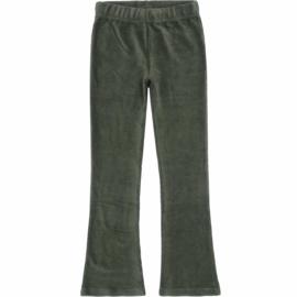 Flared Legging Heartly Moss Green, Tumble N Dry