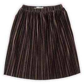 Skirt Velvet Pleats, Sproet & Sprout