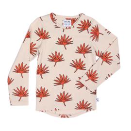 Longsleeve palm leaf, CarlijnQ