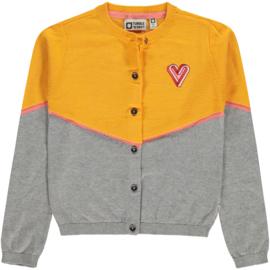 Vest Lavena knit, Tumble 'N Dry
