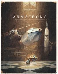 Armstrong,  De avontuurlijke reis van een muis naar de maan, de vier windstreken