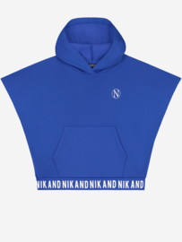 Hooded top Space Blue, Nik&Nik