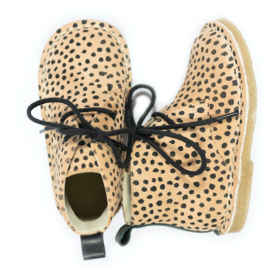 Hight boot speckle sand, Mockies