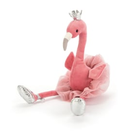 Fancy Flamingo Medium, Jellycat