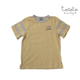 Tshirt Mustard, Tocoto Vintage