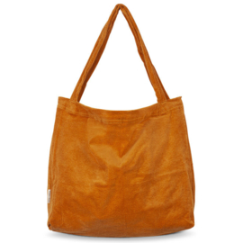Orange rib mom bag, Studio Noos