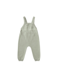 Knit Overall Sage, Quincy Mae