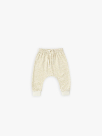 Sweatpants Terry Ivory, Quincy Mae