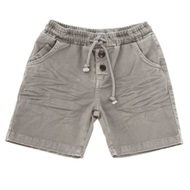 5 pocket bermuda grey, Tocoto Vintage