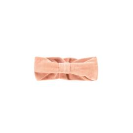 Bow tie Headband Terra Blush House of Jamie