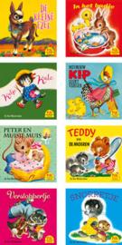 Pixi uitdeelboekjes