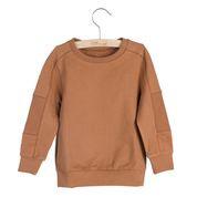 Sweater Grady caramel Brown, Little Hedonist