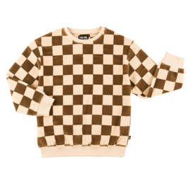 Checkers sweater, CarlijnQ