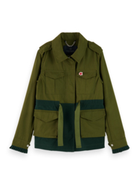 Field Jacket, Scotch R'Belle