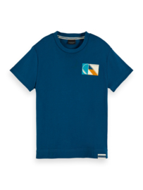 T-shirt Club Nomade basic,  Scotch Shrunk