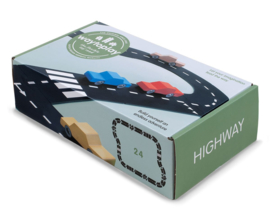 Highway 24-delig, Way to play