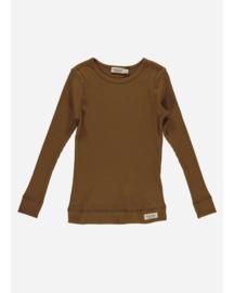 Longleeve Shirt Leather, MarMar Copenhagen