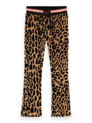 Flare pants Leopard , scotch R' belle