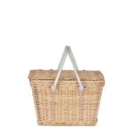 Piki Basket, Straw, Olli Ella
