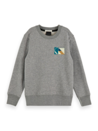 Sweater Club Nomade,Scotch Shrunk