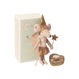 Tooth fairy, big sister with metal box, Maileg