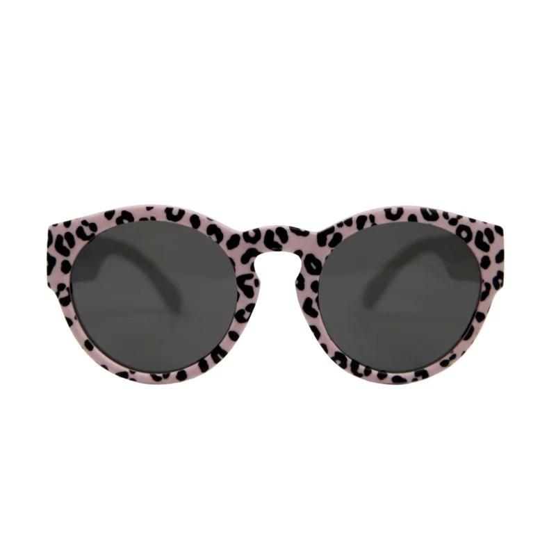 Zonnebril  pink Leopard , VanPauline