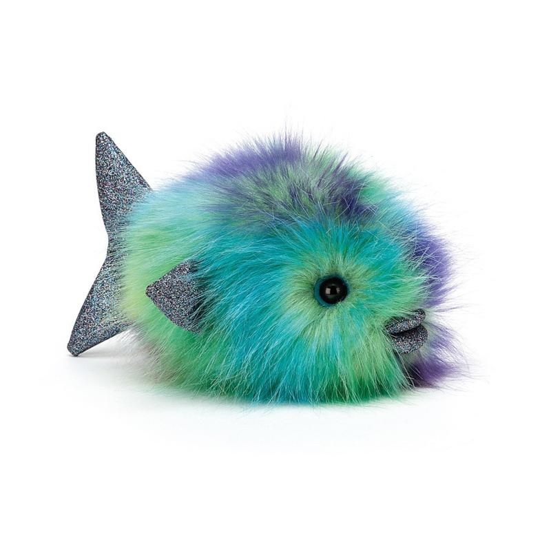 Disco Fish, Jewel, Jellycat