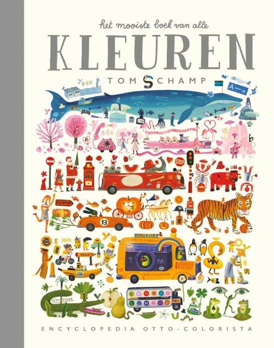 Het mooiste boek van alle kleuren,