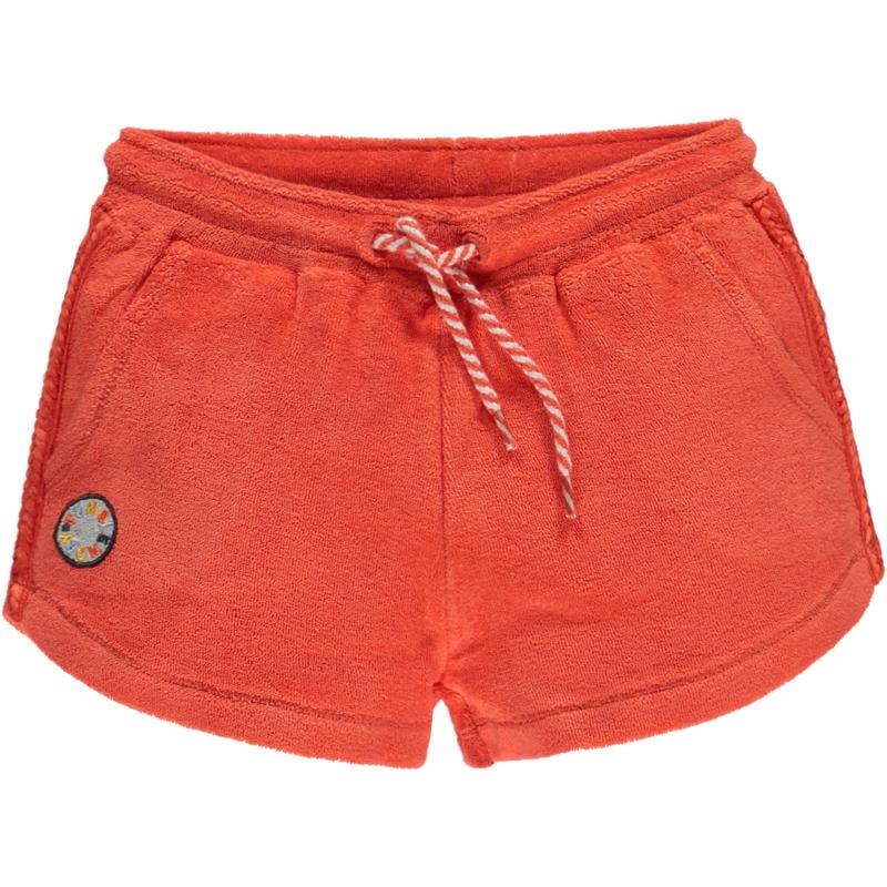 Short  Lorena orange, Tumble  'N Dry