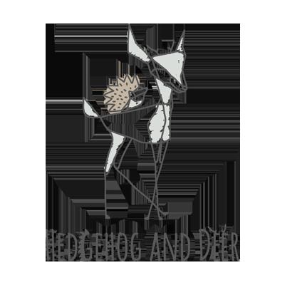 Hedgehog and Deer
