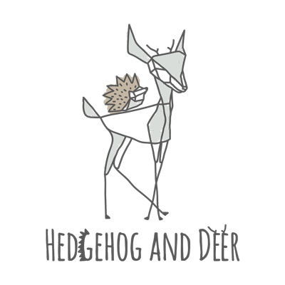 Hedgehog and Deer
