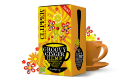 Groovy Ginger Infusie