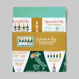 Sprankelende-wijnen-gids theedoek