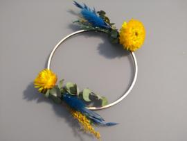 bloemencirkel 15cm