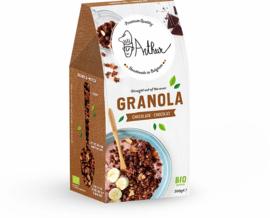 Chocolade Granola
