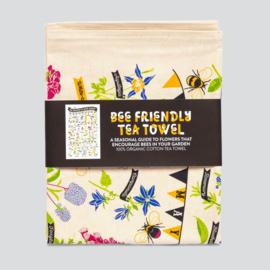 Bijenvriendelijk theedoek