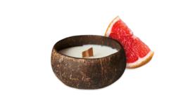 Kokosnootkaars pompelmoes-muskus
