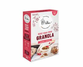 Maak je granola, veenbessen