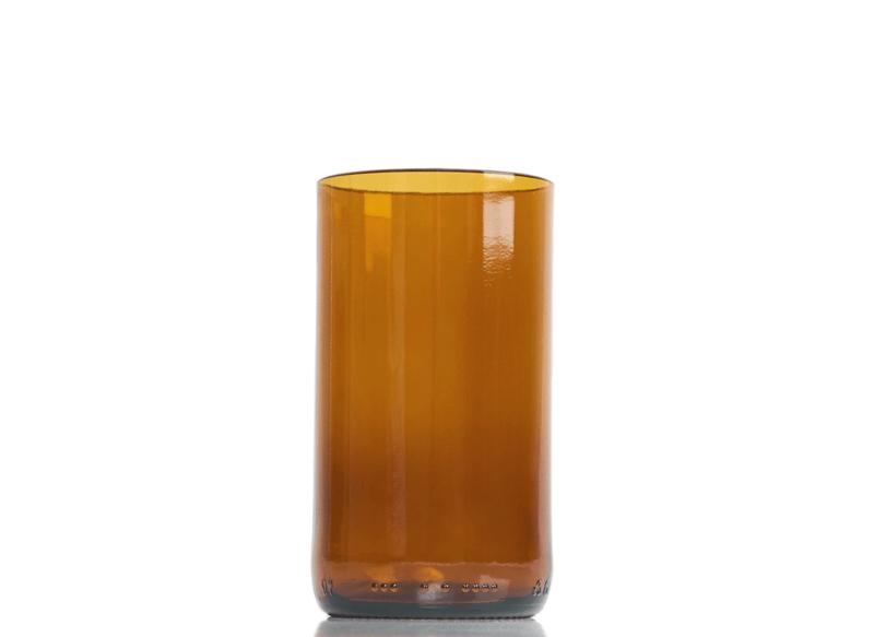 Drinkglas, bruin