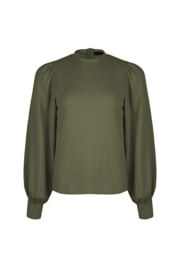 Lofty Manner - Sweater Fenna Green