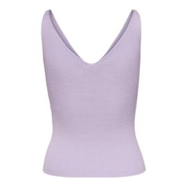 JDY - Nanna top pastel lilac