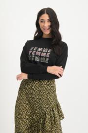 Lofty Manner - Sweater Gwen black