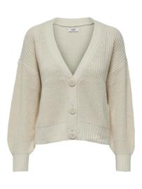 JDY - Nola cardigan knit eggnog