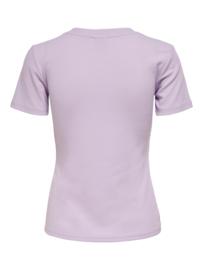 JDY - Kissa Top Pastel Lilac